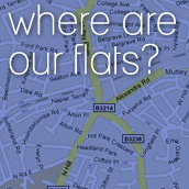 Find our where our flats are